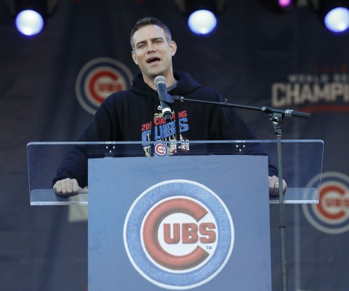 Chicago Cubs president Theo Epstein named MLB Executive of the Year