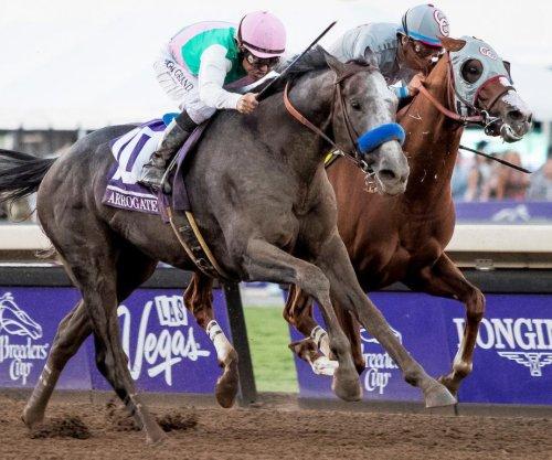 California Chrome gets outside gate for $12 million Pegasus World Cup