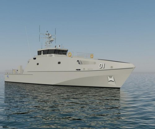 Austal's next-gen patrol boat completes detailed design review