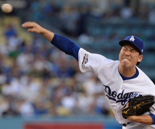 Kenta Maeda, Los Angeles Dodgers finish sweep of Pittsburgh Pirates
