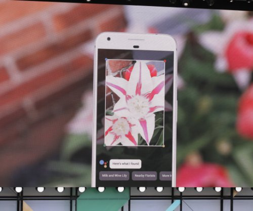 Google unveils 'smart' lens at I/O developer conference
