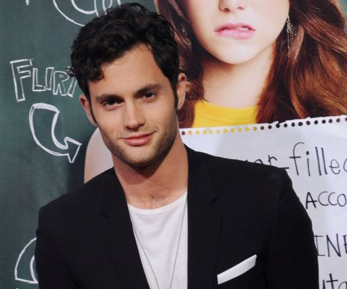 Penn Badgley, Domino Kirke marry again at outdoor ceremony