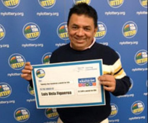 Man trained work replacement before cashing in lottery ticket