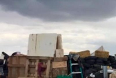 Adults arrested at New Mexico compound released from jail