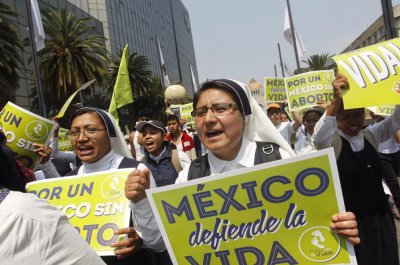 Mexico's president wants abortion referendum