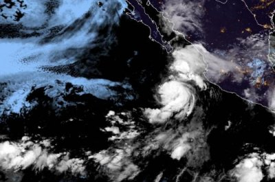 Tropical Storm Elida expected to become hurricane in Pacific