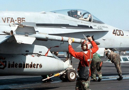 Australia requests purchase of Sidewinder missiles