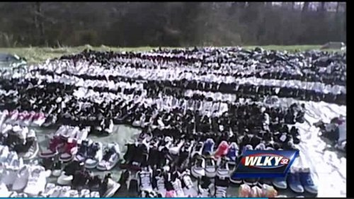 $3 million worth of shoes confiscated from home in Kentucky