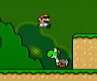 Glitch results in new 'Super Mario World' record time