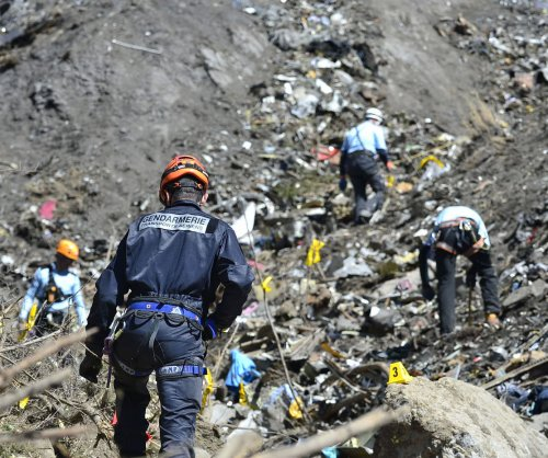 Final moments of Germanwings plane crash allegedly on video