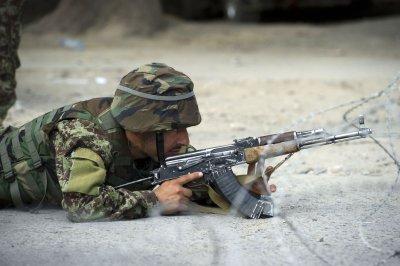 Taliban militants assault Kandahar airport in Afghanistan