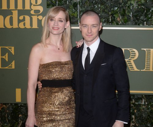 James McAvoy and wife Anne-Marie Duff to divorce