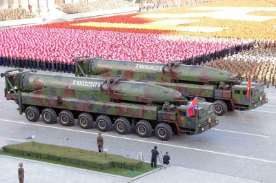 Report: North Korea to display new missile at parade