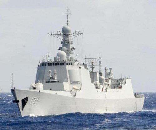 Chinese ships heading for joint exercises with Russia in the Baltic Sea