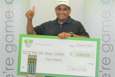 Lottery ticket worth $4 million was lost for four months
