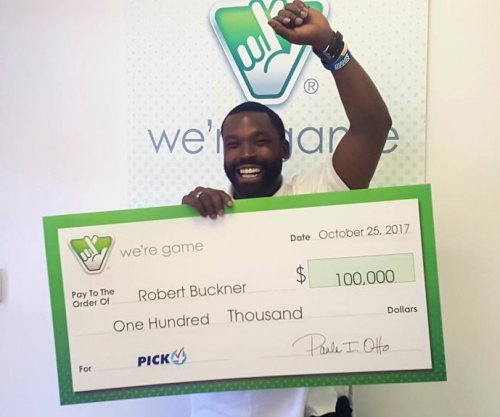 Men buy 20 lottery tickets to turn $5,000 top prize into $100,000