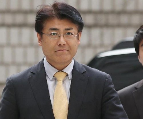 Report: Park Geun-hye's office intervened in trial of Japanese journalist