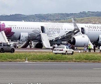 Hawaiian Airlines flight makes emergency landing; 7 injured