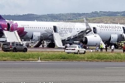 Hawaiian Airlines flight makes emergency landing; 7 injured