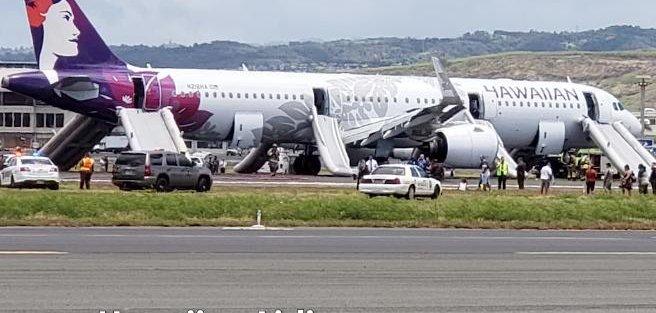 Smoke causes Hawaiian Airlines flight to make emergency