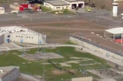 Six inmates injured in San Diego prison riot