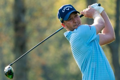 Golfer Daniel Berger sinks 30-foot eagle to win at Pebble Beach
