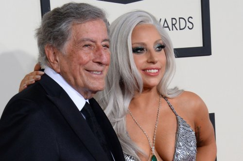 Lady Gaga, Tony Bennett sing side-by-side in 'Love for Sale' music video