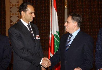 Gamal Mubarak seeks change