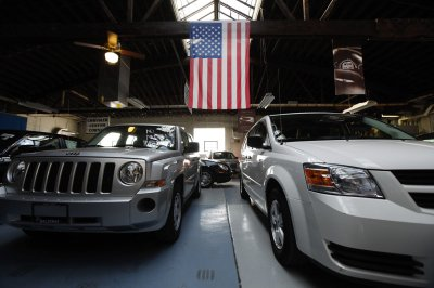 New Chrysler Group takes first steps