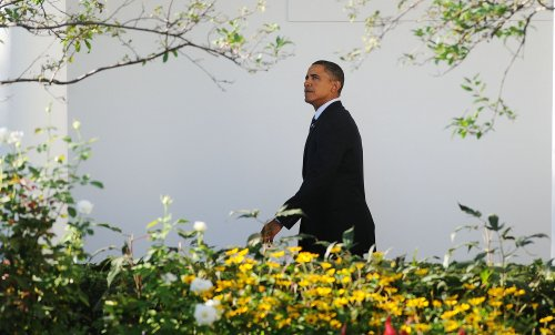 Obama tackles economy, peace, religion