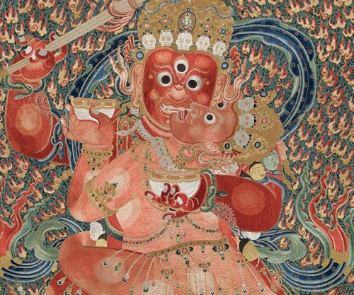 Ming Dynasty wall hanging sold at auction for record $45M