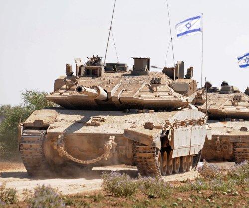 Israel, Gaza exchange fire at border, two killed