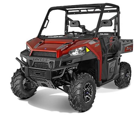 Robots to drive Polaris off-road vehicles in DARPA challenge