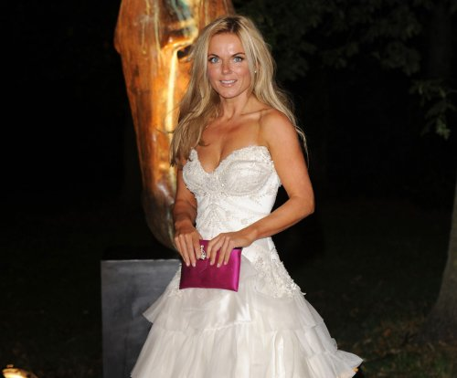 Geri Halliwell marries Christian Horner in Bedfordshire, England