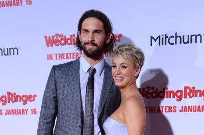 Kaley Cuoco says husband 'loves' her ex Johnny Galecki