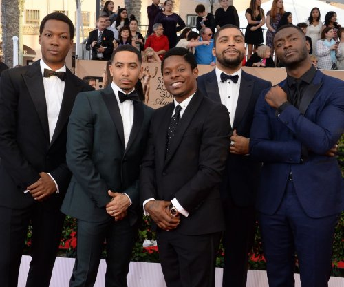 'Straight Outta Compton,' 'Empire,' 'black-ish' win top honors at the NAACP Image Awards