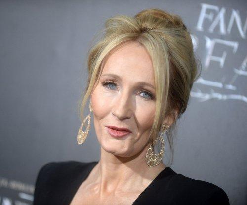Eddie Redmayne, J.K. Rowling, Katherine Waterson celebrate at NYC premiere of 'Fantastic Beasts'