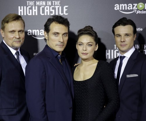 Amazon orders third season of 'Man in the High Castle'