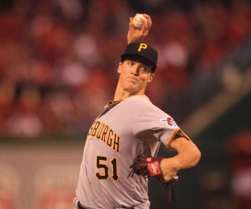 Tyler Glasnow recovers to help Pittsburgh Pirates rout Cincinnati Reds