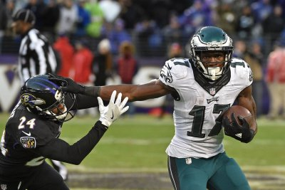 Philadelphia Eagles hope fire is lit under Nelson Agholor, wide receiving corps