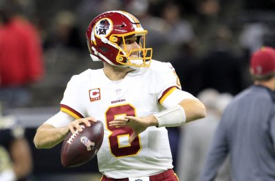 QB Kirk Cousins says farewell to Washington Redskins