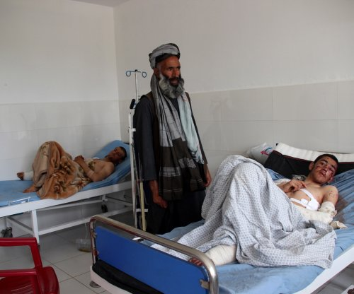 Witnesses say children killed in airstrike on Taliban at religious school