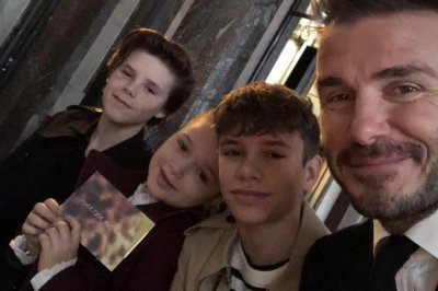 David Beckham heartbroken by sons ditching soccer field