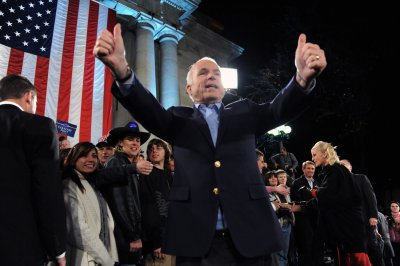 Sen. John McCain, war hero, GOP 'maverick,' dies at 81
