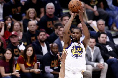 Los Angeles Rams' Sean McVay: Kevin Durant would be 'dangerous in the red zone'