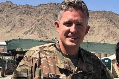 Remains of Utah mayor killed in Afghanistan return to U.S.