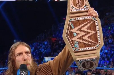 WWE Smackdown: Daniel Bryan introduces new WWE Championship