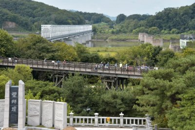 Reports: South Korea man causes commotion at DMZ