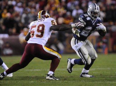 NFL: Dallas 14, Washington 10