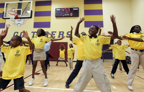 U.S. parents' top worry: Lack of exercise